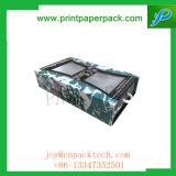 Elegante Caja de Chocolate la impresión de papel de embalaje Caja con ventana de PVC