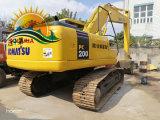 Excavatrice 20ton utilisée par excavatrice utilisée de chenille de KOMATSU PC200-7