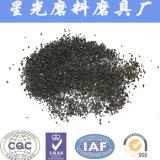 Fábrica de aço preta do carboneto de silicone granulada