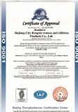 ISO9001 SGS Pañal frontal de la materia prima la magia de cinta para pañales