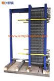 Il grano ha basato la piastrina del flusso libero di produzione dell'etanolo e lo scambiatore di calore del blocco per grafici