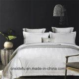 贅沢なPimaの綿の羽毛布団カバー女王のホテルの寝具