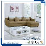 Möbel-Lagerschwelle-Gewebe-Sofa-Bett, setzte heraus Sofa mit dem Bett, das sich gut für Verkauf faltet