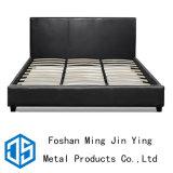 특대 가구 부속 금속 나무로 되는 판금 침대 프레임 (A001)
