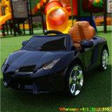 Los niños coche con mando a distancia el viaje en coche de juguete