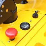 Elektrischer Ladeplatten-Ablagefach-Gabelstapler 1.2t