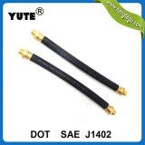 En caoutchouc EPDM de 1/2 pouce Yute DOT FMVSS106 flexible de frein pneumatique