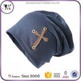 Chapeaux de l'hiver rayés par satin drôle fou de chapeaux de l'hiver de chapeau de l'hiver