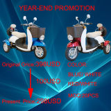 """""""trotinette"""" elétrico da mobilidade das rodas elegantes do estilo 500W 3 para velhos ou os deficientes motores (TC-014)"""