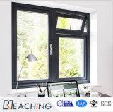 Guichet en aluminium bon marché de tissu pour rideaux de double vitrage de Metel du plus défunt modèle