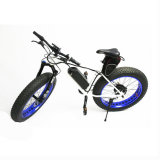 عمليّة بيع حارّ 26 بوصة قوّيّة محرّك جبل إطار العجلة سمين درّاجة كهربائيّة