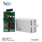1 Channel 220V receptor sem fio código de aprendizagem mas401PC-220V para motor de portão /Sorriso/Barreira