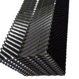 Tipo Counter-Flow flauta de 19mm, 610mm de altura del filtro de la torre de refrigeración