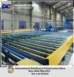 Pequeña instalación de producción automática de la tarjeta del techo del yeso 5 millones de Sqm