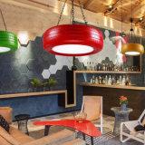Bunte hängende Gummireifen-hängende Lichter für hängende Hauptlampe