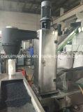 Plastikpelletisierung-Maschine mit horizontalem sterben Gesichts-Ausschnitt-System