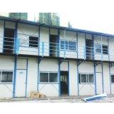 Niedrige Kosten-preiswertes Fertighaus/fabrizierte Haus vor