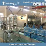 Maquinaria de relleno del agua potable 5gallon