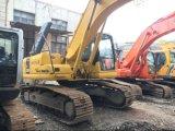 Excavatrice utilisée de l'excavatrice 20ton de chenille de KOMATSU PC200-8