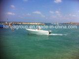 Liya Bateau de pêche titulaires de la tige de 500 bateaux en fibre de verre à bon marché