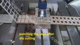自動接吻の切口ロールラベルペーパー型抜き機械