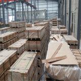 Flaches Aluminiumblatt/Platte der Qualitäts-6061-T6 ultra