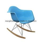 Neue Produkte Armless Eames, das Eames Stuhl-Möbel schaukelt
