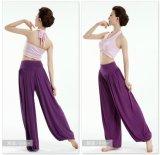 Fibra de bambú pantalones de Yoga o Yoga desgaste