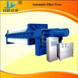 Filtre-presse automatique de chambre pour la boue