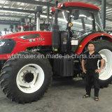 35HP de mini LandbouwTractor met 4 wielen van het Landbouwbedrijf