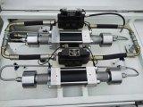 Pompa ultra ad alta pressione dell'intensificatore del getto di acqua dei 60 intensificatori dell'HP doppia