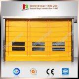 Alta velocidade de dobramento exterior do sistema que empilha a porta de empilhamento automática (Hz-FC0360)