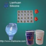 Высокий прозрачный силикон 2040 прессформы для ювелирных изделий отливки Crystaline искусственних