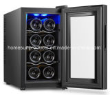 8bottles Ce/CB/ETL/RoHSの承認の熱電ワインクーラー、