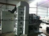 Cor da máquina de impressão 5 de Flexo com PLC