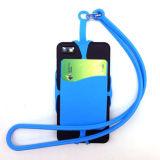 Cinghia della sagola dell'imbracatura del supporto del coperchio della cassa del telefono delle cellule di sport