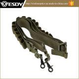 戦術的な2ポイントライフル銃の吊り鎖のAirsoft銃のシェルのホールダー
