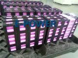 Настраиваемые литиевая батарея Pack с СЭЗ для легкового автомобиля