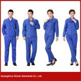 Vêtements de fonctionnement protecteurs de modèle chaud pour le travail d'usine (W17)