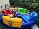 Venta caliente! Hipona Chow Down juego inflable / juegos inflables en venta