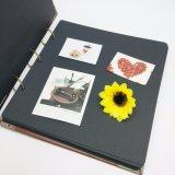 [ديي] [رترو] صورة كتاب [سكرببووك] سفر ذاكرة مفكّرة