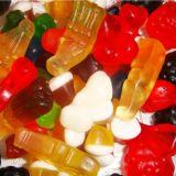自動ゼリーの柔らかいキャンデーまたは粘着性キャンデーまたは甘い沈殿ラインまたはラインを作り出すか、または作ること機械(F-400)を