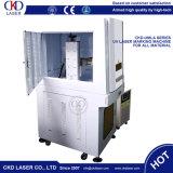 Macchina per incidere UV della marcatura del laser di vendita dell'indicatore caldo del laser