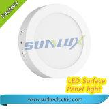 좋은 품질 알루미늄 표면에 의하여 거치되는 3W 6W 9W 85V-265V 정연한 LED 위원회 램프