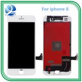 iPhone 8 LCD на iPhone 8 положительных величин с чернотой/белизной замены агрегата цифрователя экрана касания