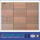 Scheda acustica di legno decorativa di assorbimento acustico