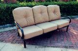 鋳造アルミが付いている庭のソファーの家具