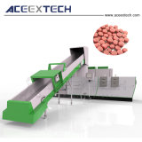 플라스틱 HDPE 작은 알모양으로 하기 생산 라인