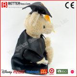Het gevulde Dierlijke Zachte Stuk speelgoed van de Teddybeer van de Arts van de Pluche voor Gediplomeerden