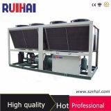 Réfrigérateur refroidi à l'eau de défilement de qualité pour les aliments surgelés